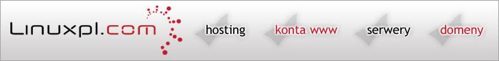Zamów hosting wlinuxpl.com